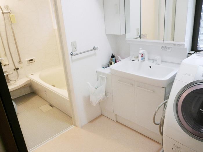 工事後 すっきりシステムバス浴室