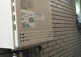 枚方 給湯器取替え工事 ノーリツ GT-C2452SAWX 施工例