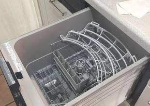 枚方市 食器洗機交換工事 リンナイ RKW-404A-B