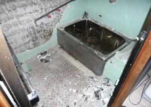 浴室リフォーム 交野市 リクシル ラ・バス 施工事例