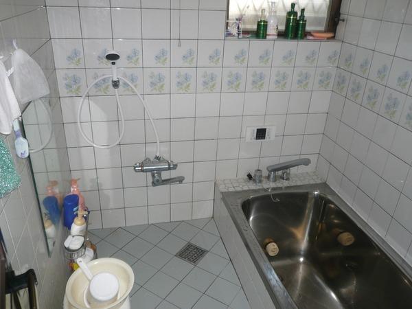 枚方市 在来浴室からユニットバスへ