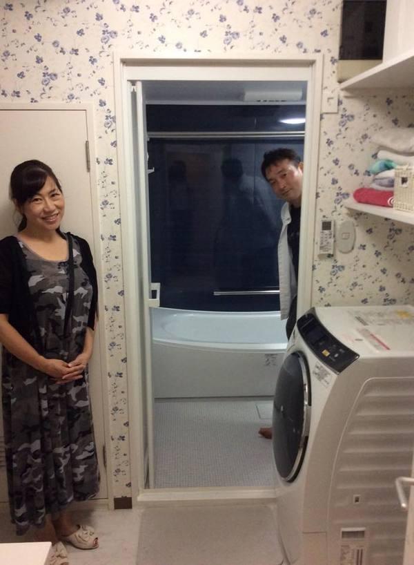 浴室・洗面所 リフォーム工事