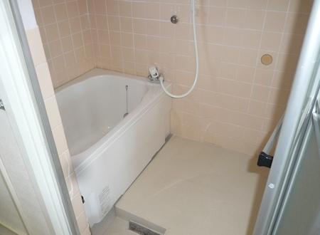 公団住宅 浴室リフォーム 堺市新金岡町