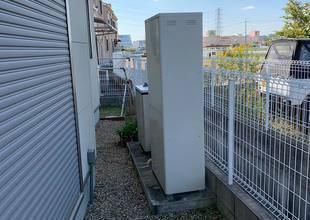 エコウィルからエコジョーズへ交換 大阪府茨木市